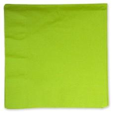 Салфетки зеленые Киви 33см, 16 шт