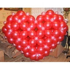 Сердце 3D, большое